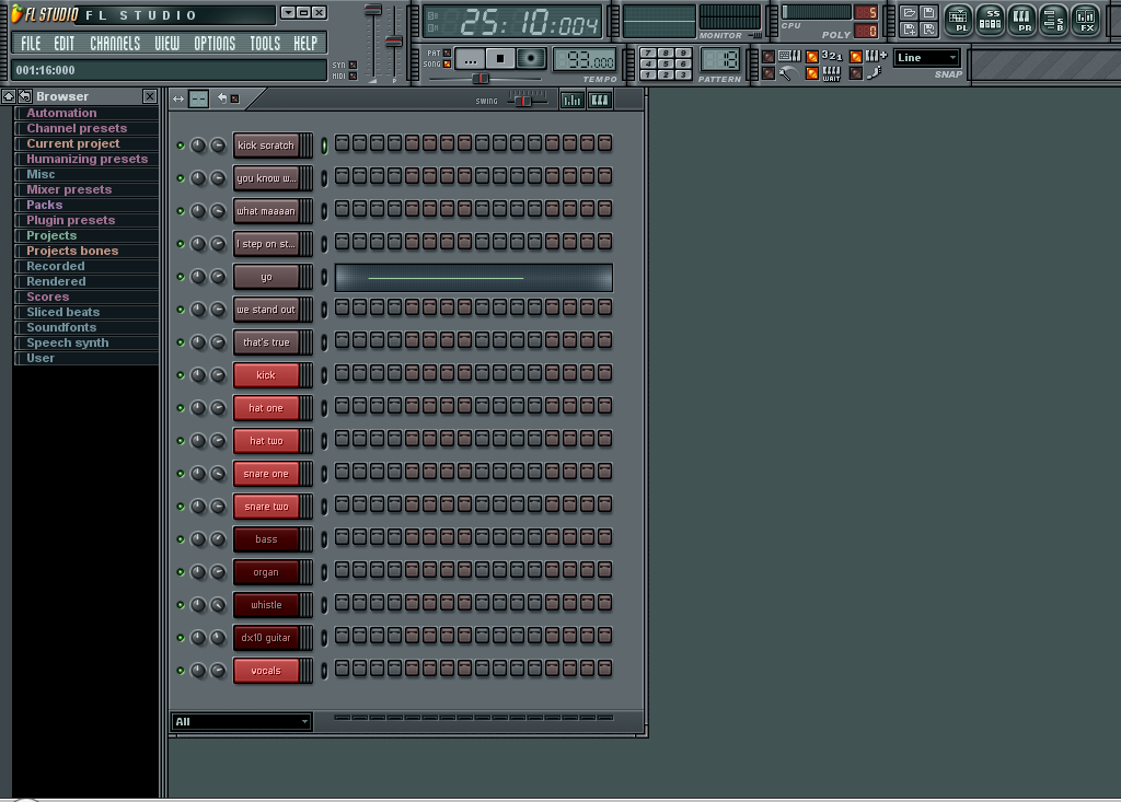 Скачать Бесплатно FL Studio 10.0.9 XXL Signature Bundle + crack / крек.
